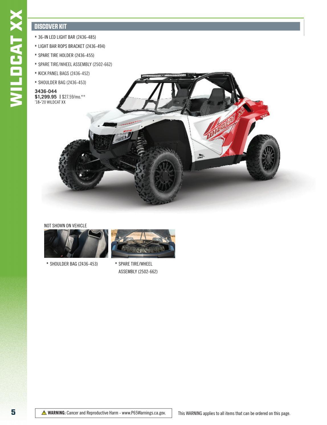 Wildcat XX Shoulder Bag 2436-453
