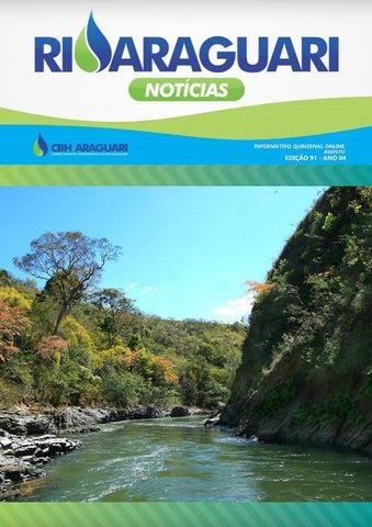Informativo Online - Rio Araguari Notícias - 91ª Edição