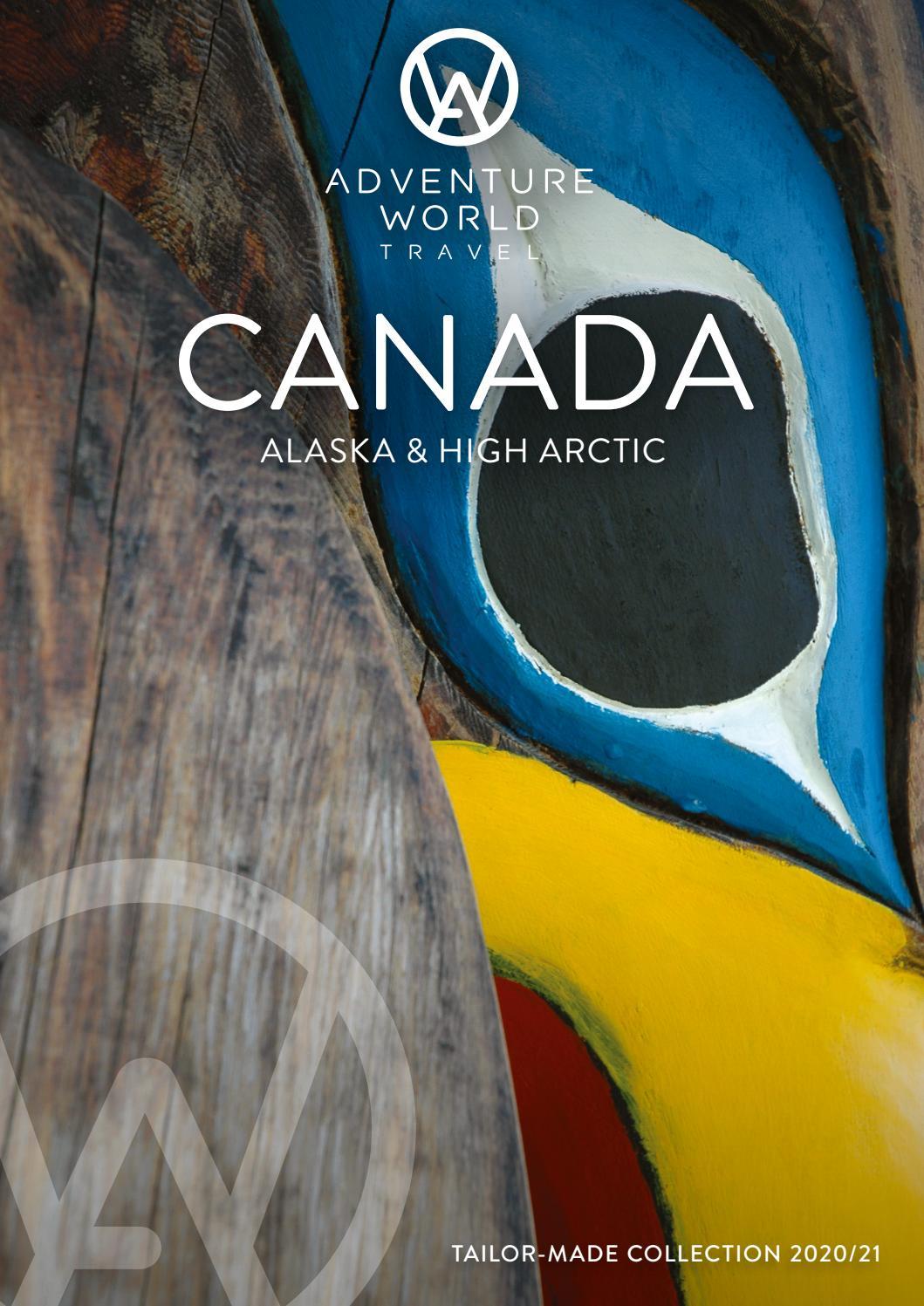 Canada & Alaska Tailor-made