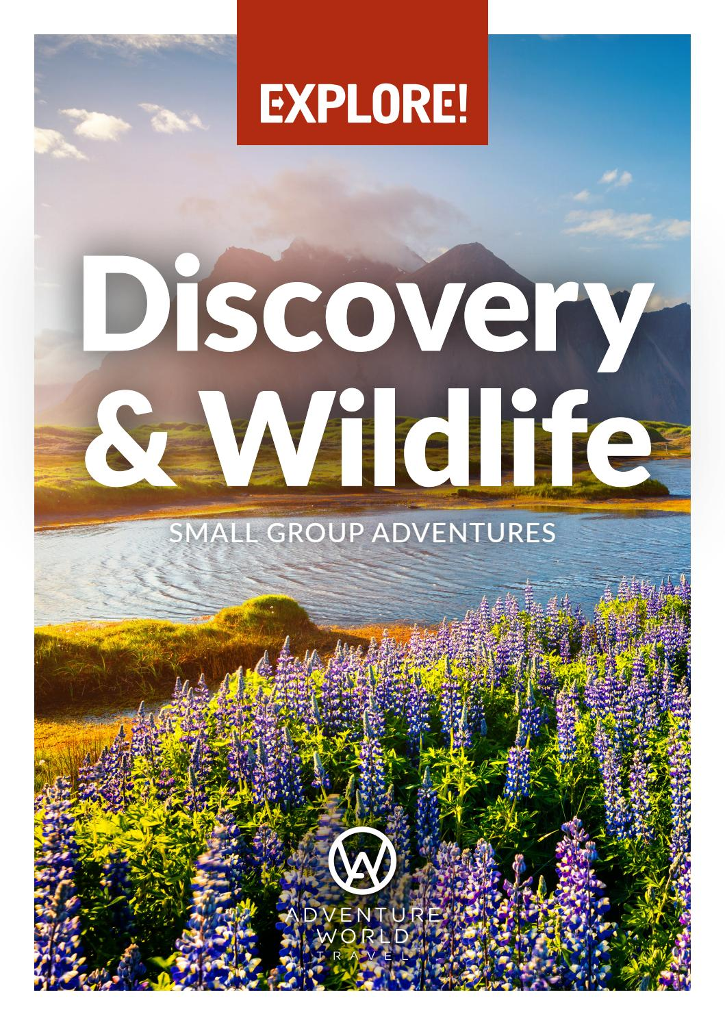 Explore Worldwide - Discovery & Wildlife