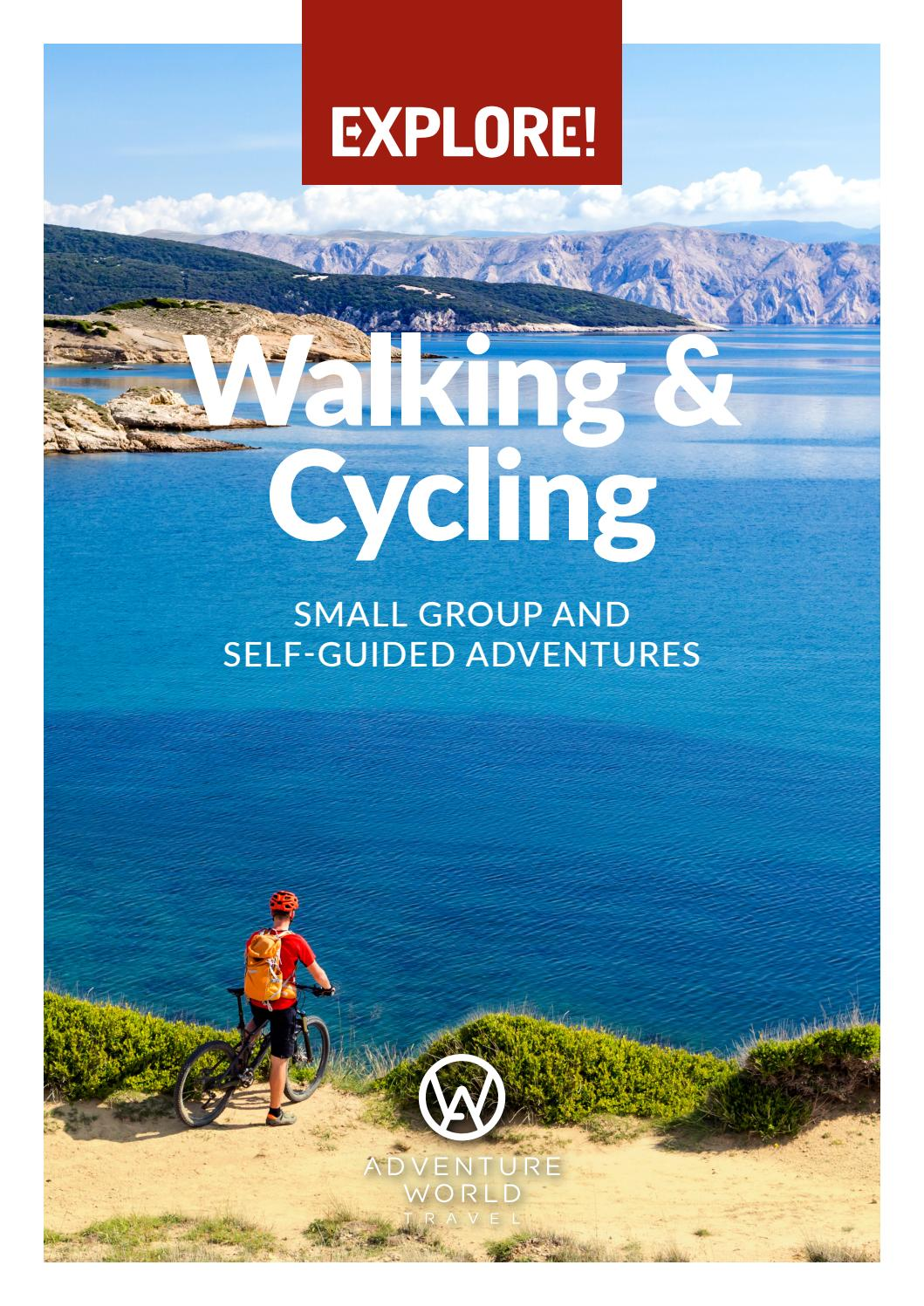 Explore Worldwide Walking & Cycling