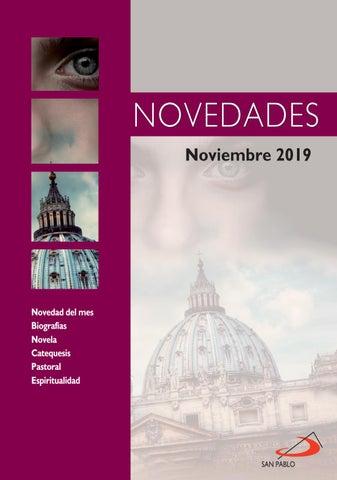 Novedades Noviembre 2019