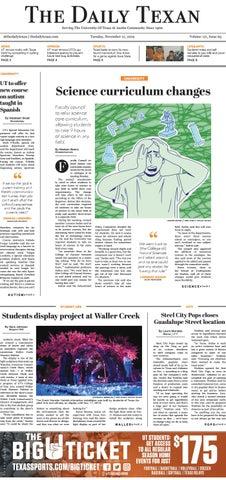 Issue for November 12, 2019