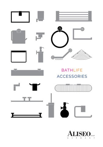 ALISEO - Bathlife Accessories