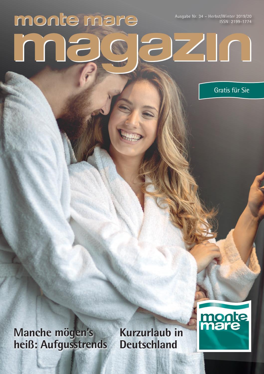 monte mare Magazin Winter 2019/2020