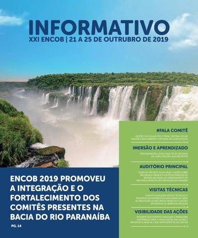 Informativo Especial - XXI Encob