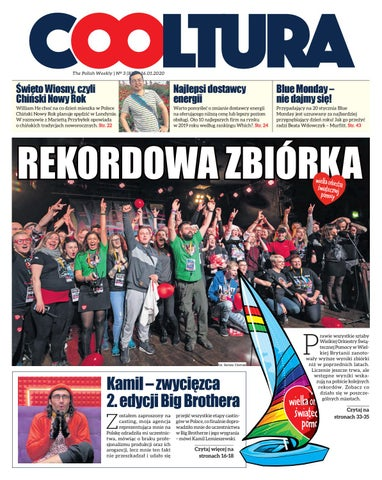 Cooltura Issue 826