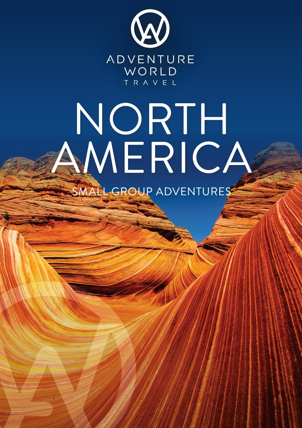 North America Small Group Adventures