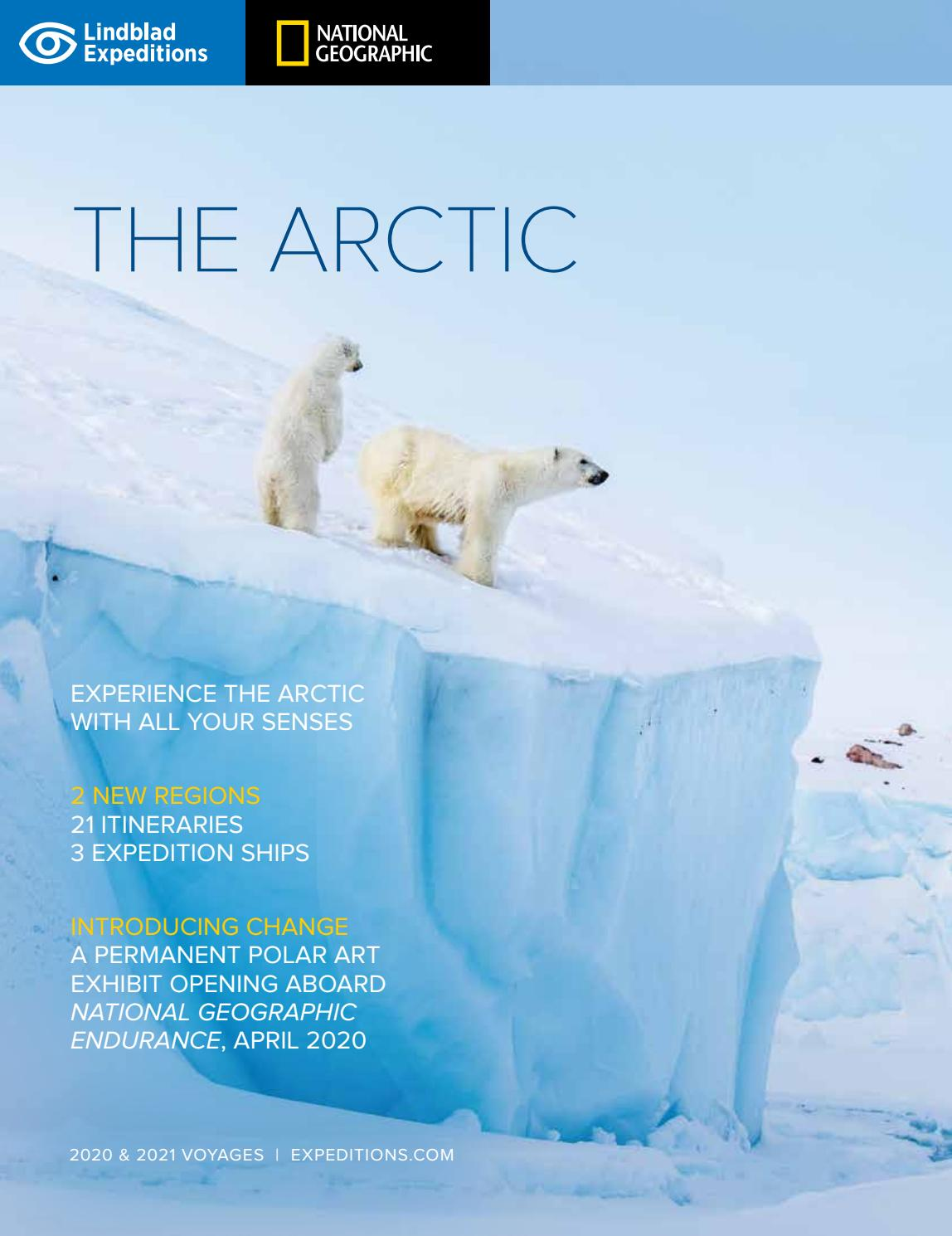 Lindblad Expeditions: The Arctic