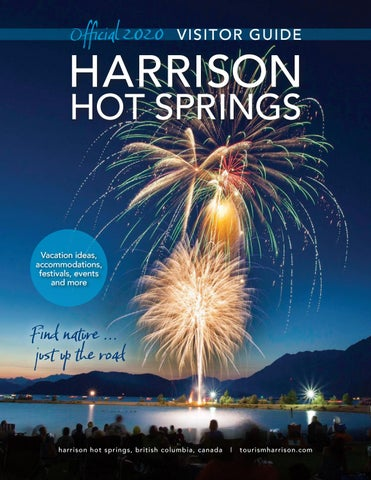 Harrison Visitor Guide 2020