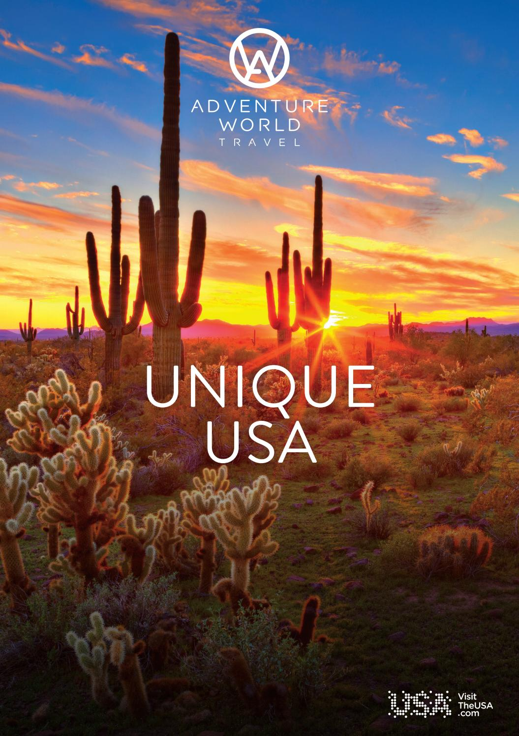 Your Guide to Unique USA