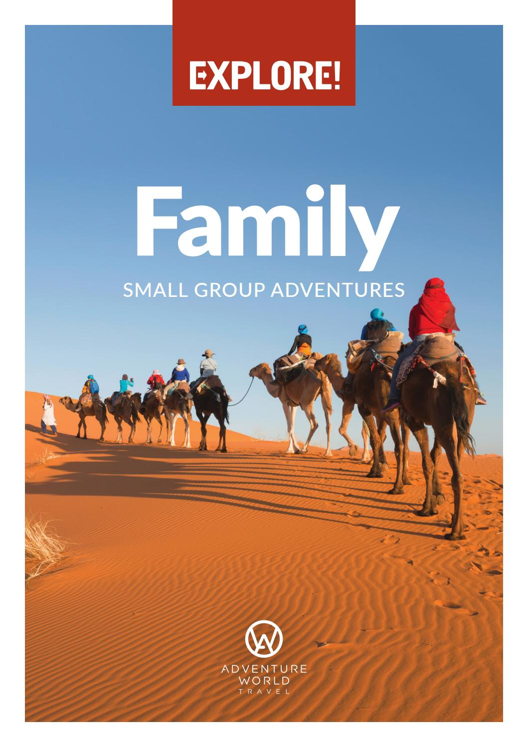 Explore Worldwide Family Adventures
