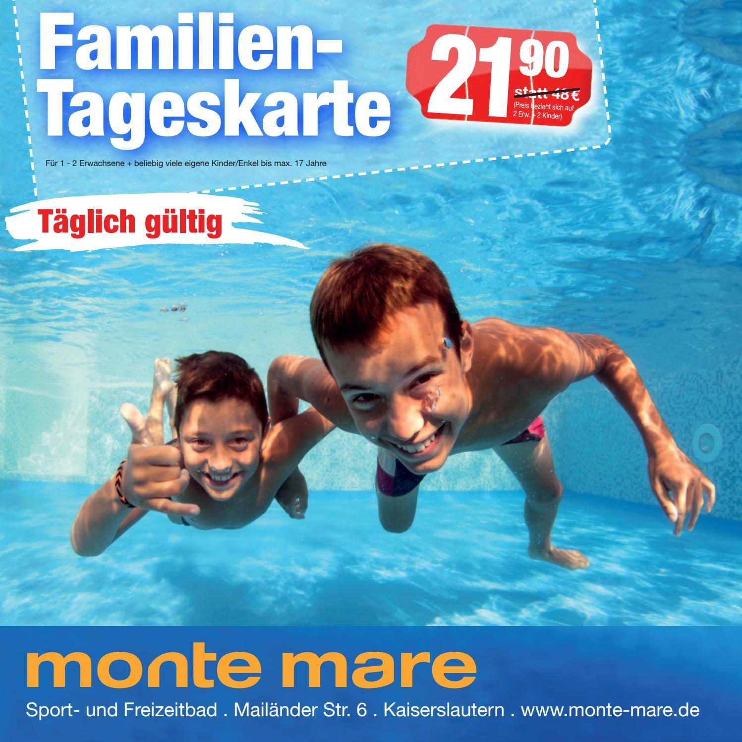monte mare Kaiserslautern Sport- und Freizeitbad