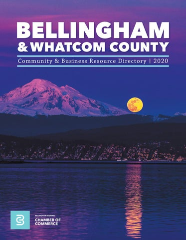 Bellingham Chamber Guide 2020