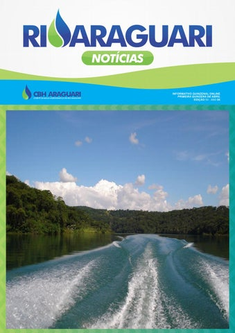 Informativo Online - Rio Araguari Notícias -- 93ª Edição