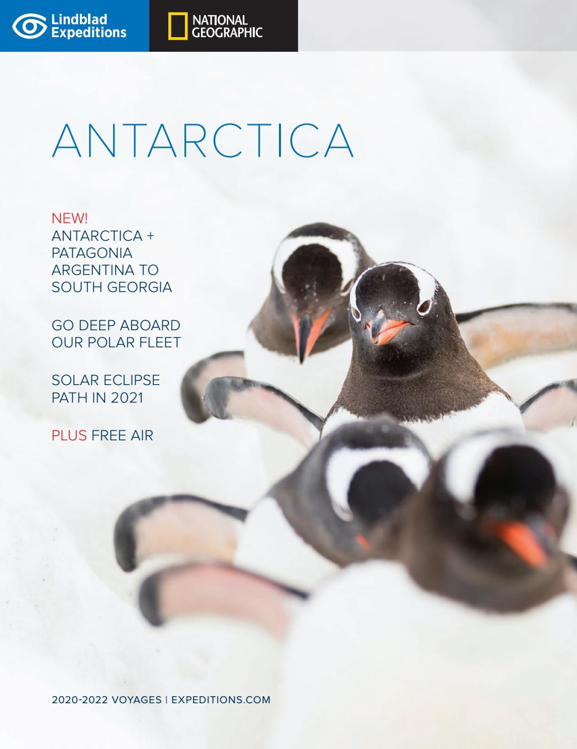 Lindblad Expeditions: Antarctica