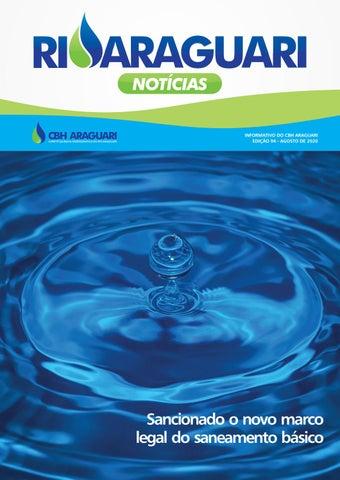 Informativo Online - Rio Araguari Notícias -- 94ª Edição