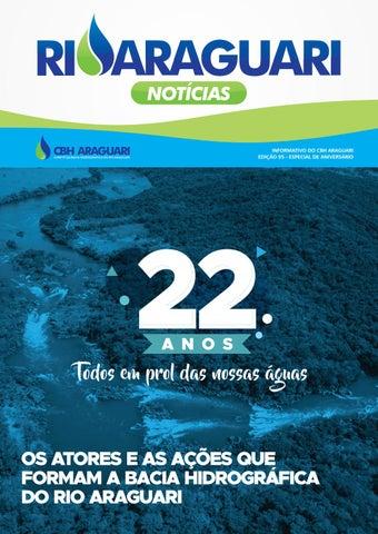 Informativo Online - Rio Araguari Notícias -- 95ª Edição Especial 22 anos