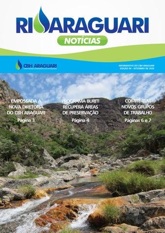 Informativo Online - Rio Araguari Notícias -- 96ª Edição