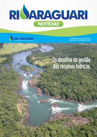 Informativo Online - Rio Araguari Notícias -- 100ª Edição