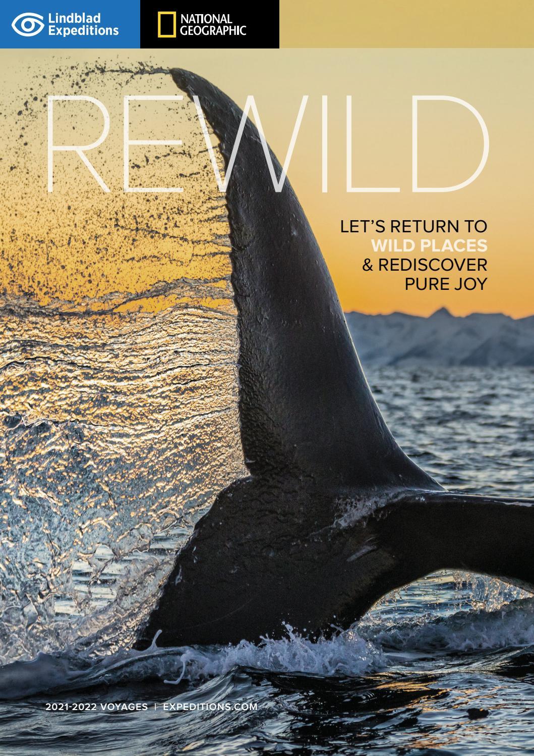 Lindblad Expeditions Rewild