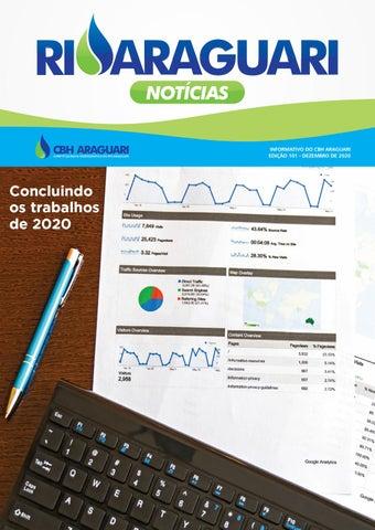 Informativo Online - Rio Araguari Notícias -- 101ª Edição