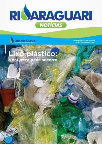 Informativo Online - Rio Araguari Notícias -- 103ª Edição