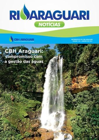 Informativo Online - Rio Araguari Notícias -- 104ª Edição