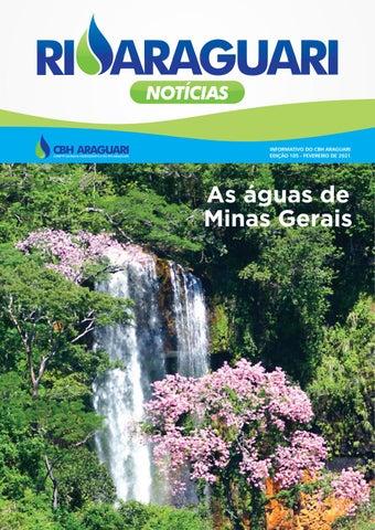Informativo Online - Rio Araguari Notícias -- 105ª Edição