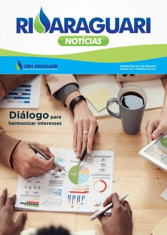 Informativo Online - Rio Araguari Notícias -- 106ª Edição