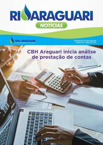 Informativo Online - Rio Araguari Notícias -- 107ª Edição