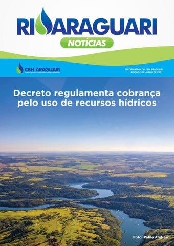 Informativo Online - Rio Araguari Notícias -- 109ª Edição