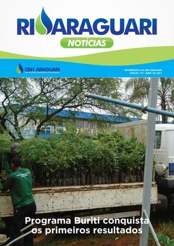 Informativo Online - Rio Araguari Notícias -- 110ª Edição