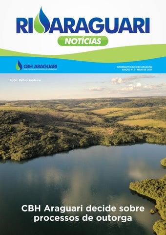 Informativo Online - Rio Araguari Notícias -- 112ª Edição