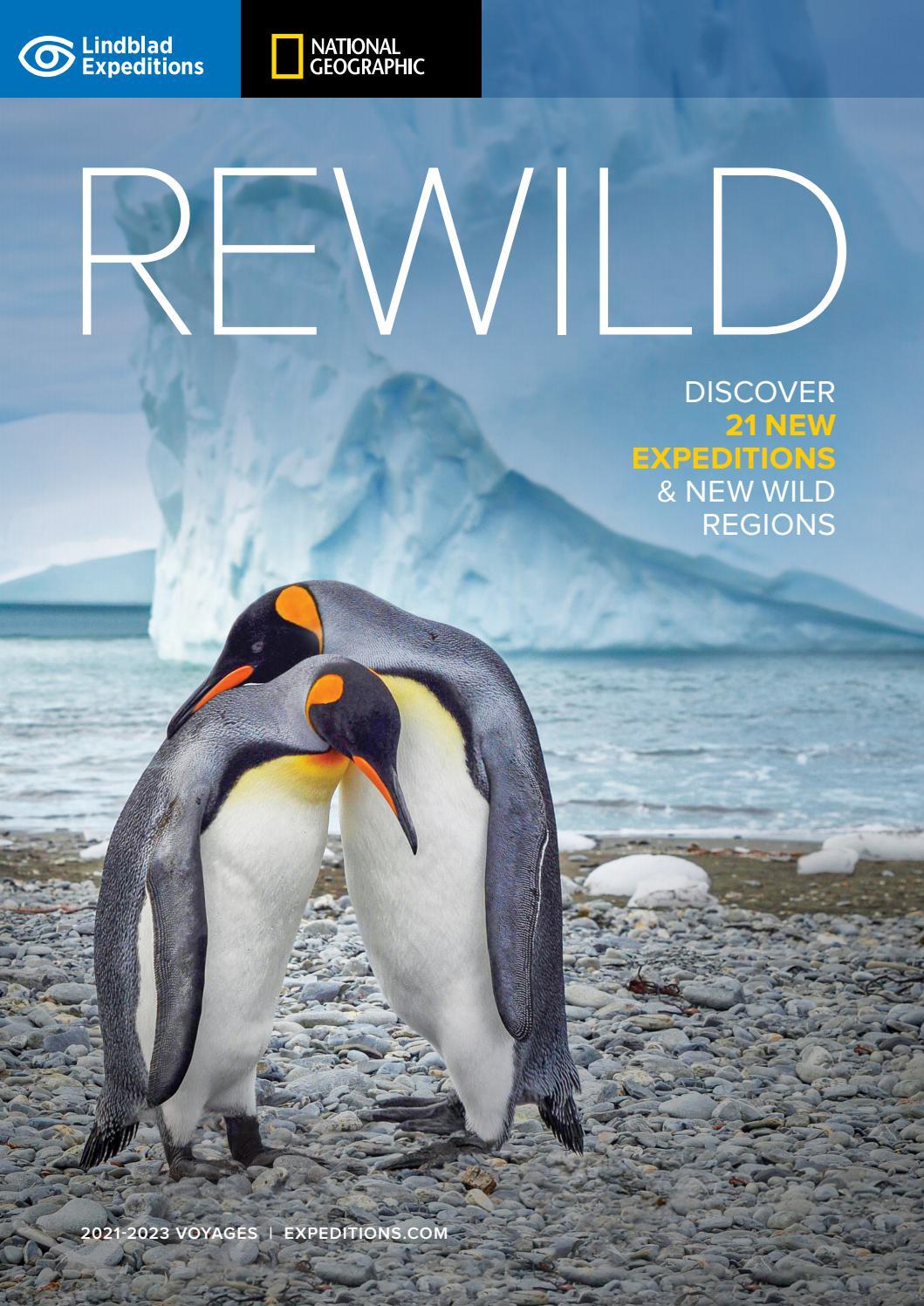 Lindblad Expeditions ReWild AUD