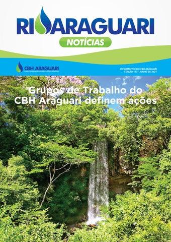 Informativo Online - Rio Araguari Notícias -- 113ª Edição