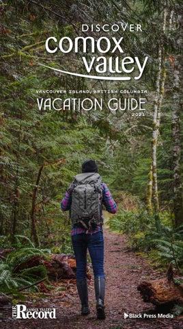 Comox Valley Visitor Guide 2021