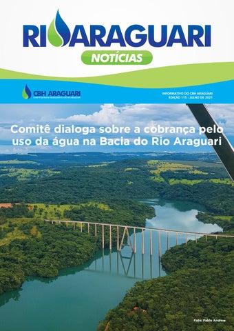 Informativo Online - Rio Araguari Notícias -- 115ª Edição