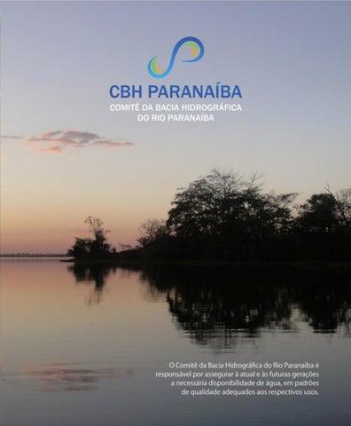 Cartilha Institucional do CBH Paranaíba