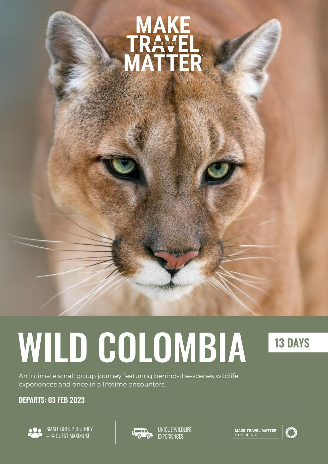 Wild Colombia