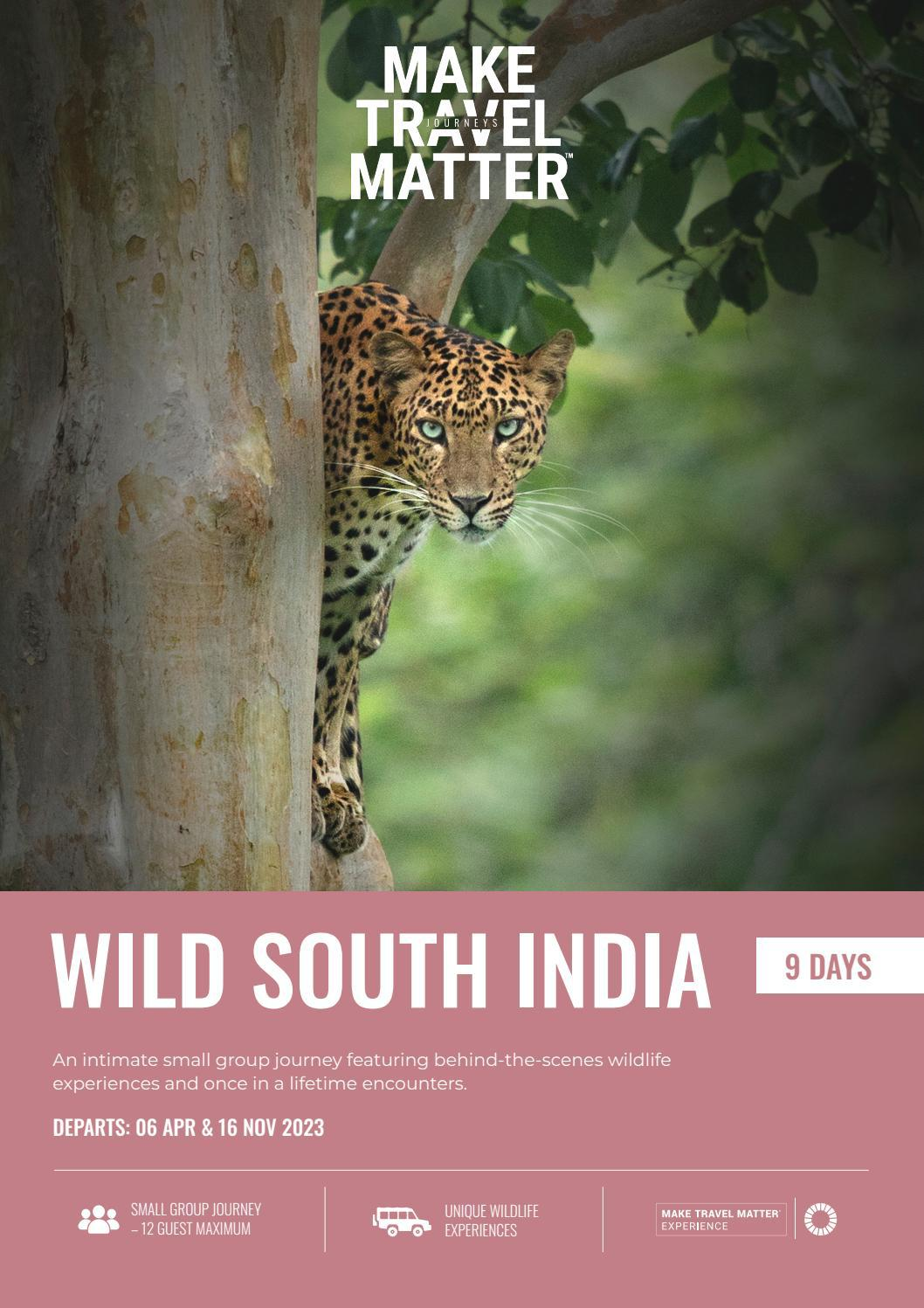 Wild South India