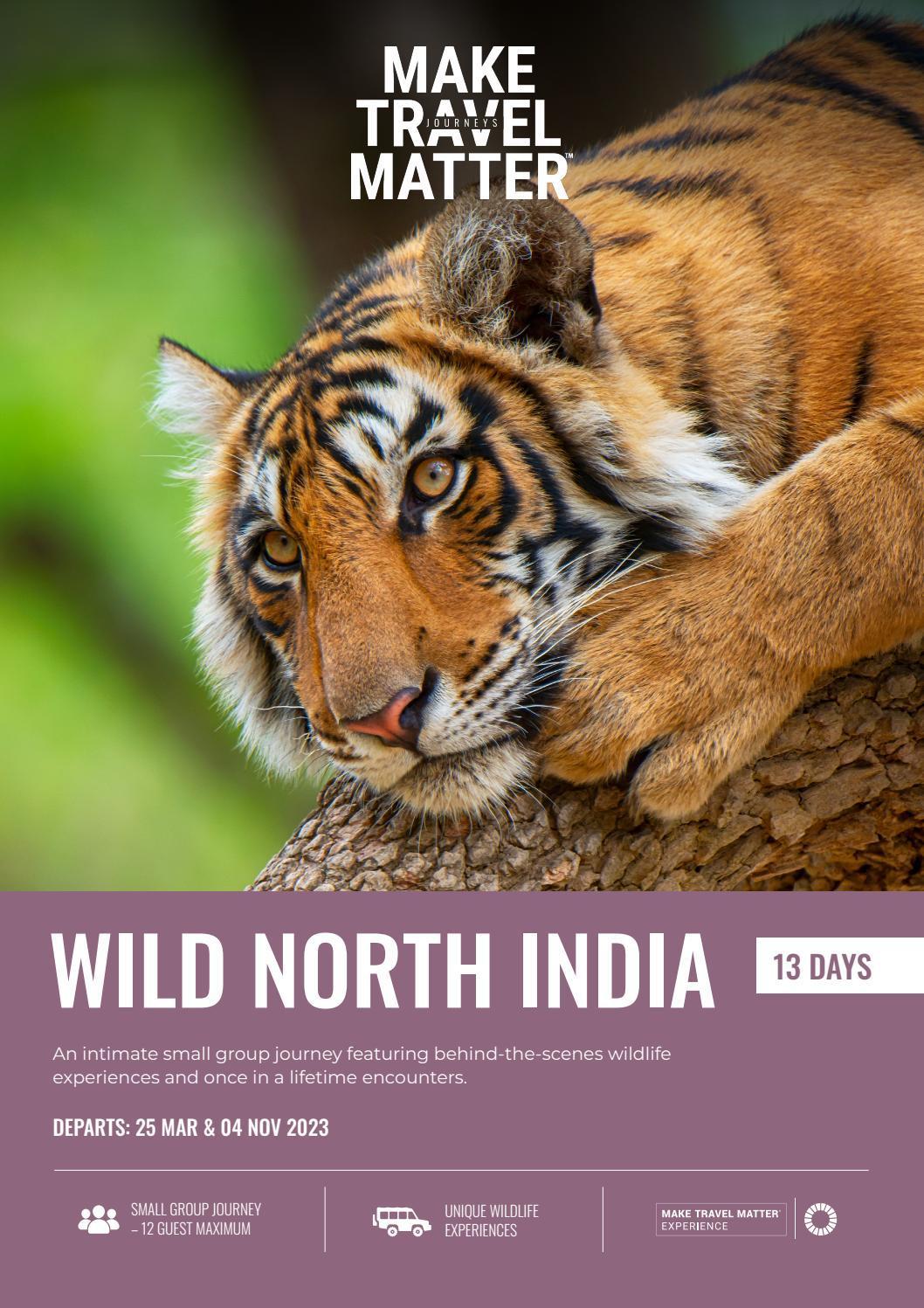 Wild North India