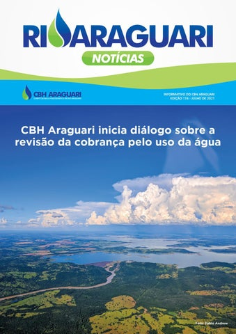 Informativo Online - Rio Araguari Notícias -- 116ª Edição