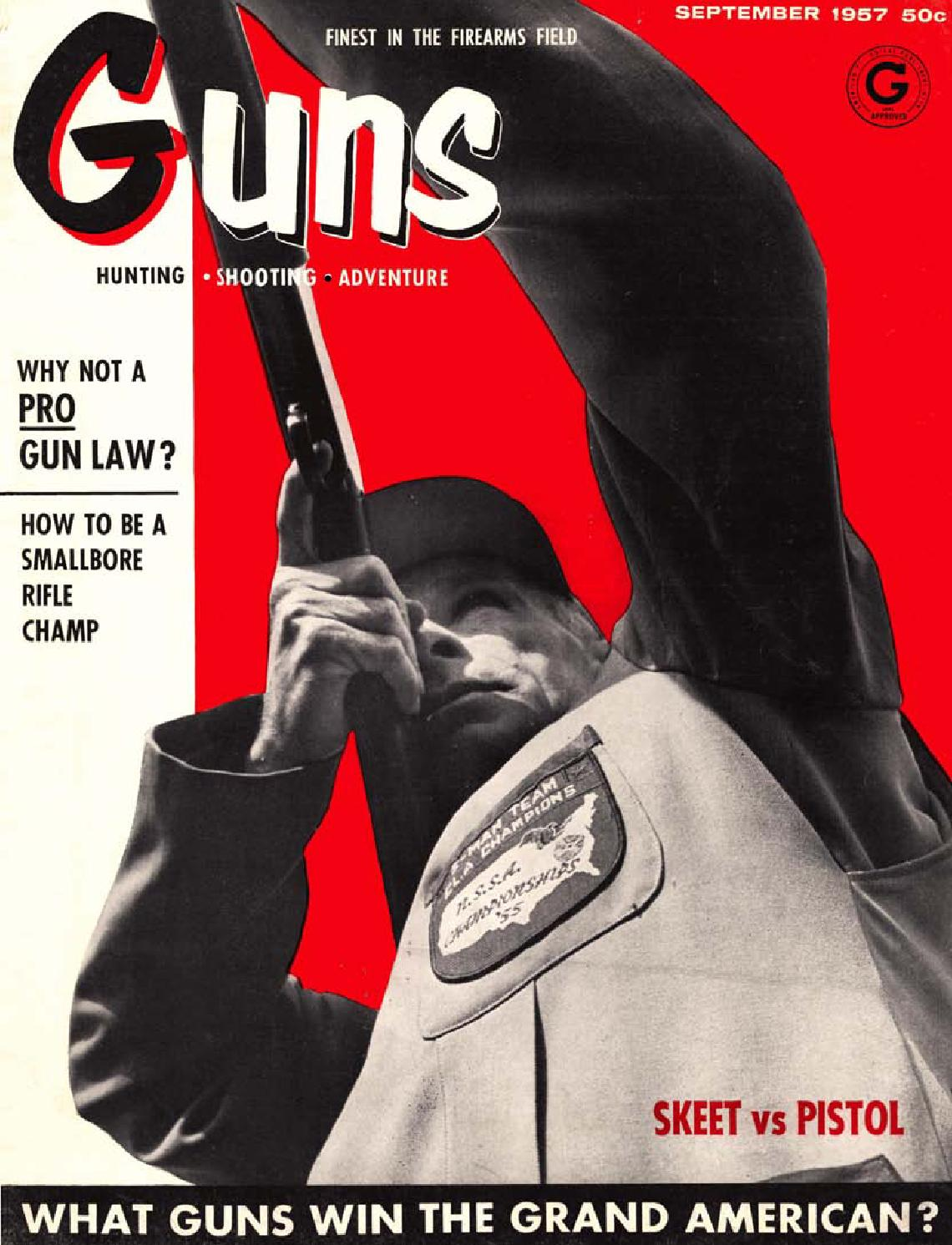 guns magazine 1957 by nullwhole issuu