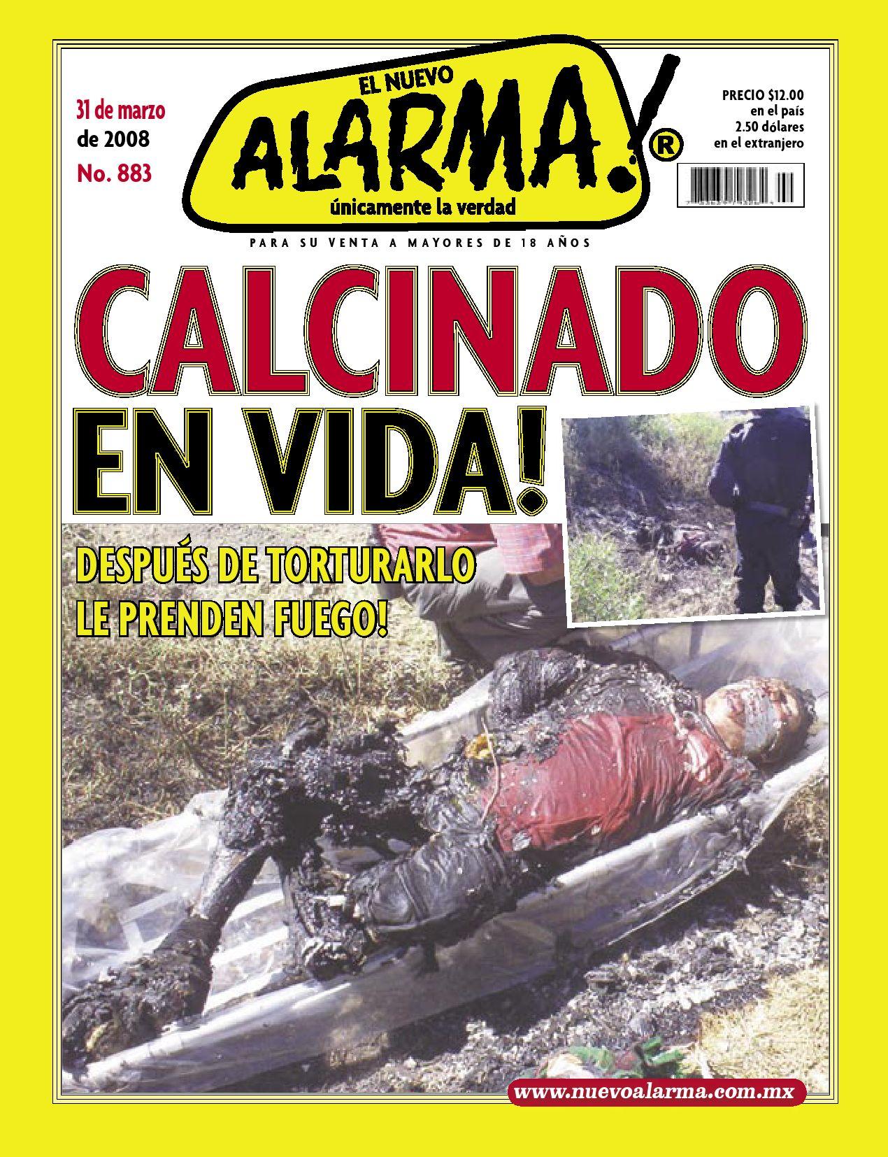 Revista Alarma!!! (Magazine Alarma!!!) by Jossgoree - issuu