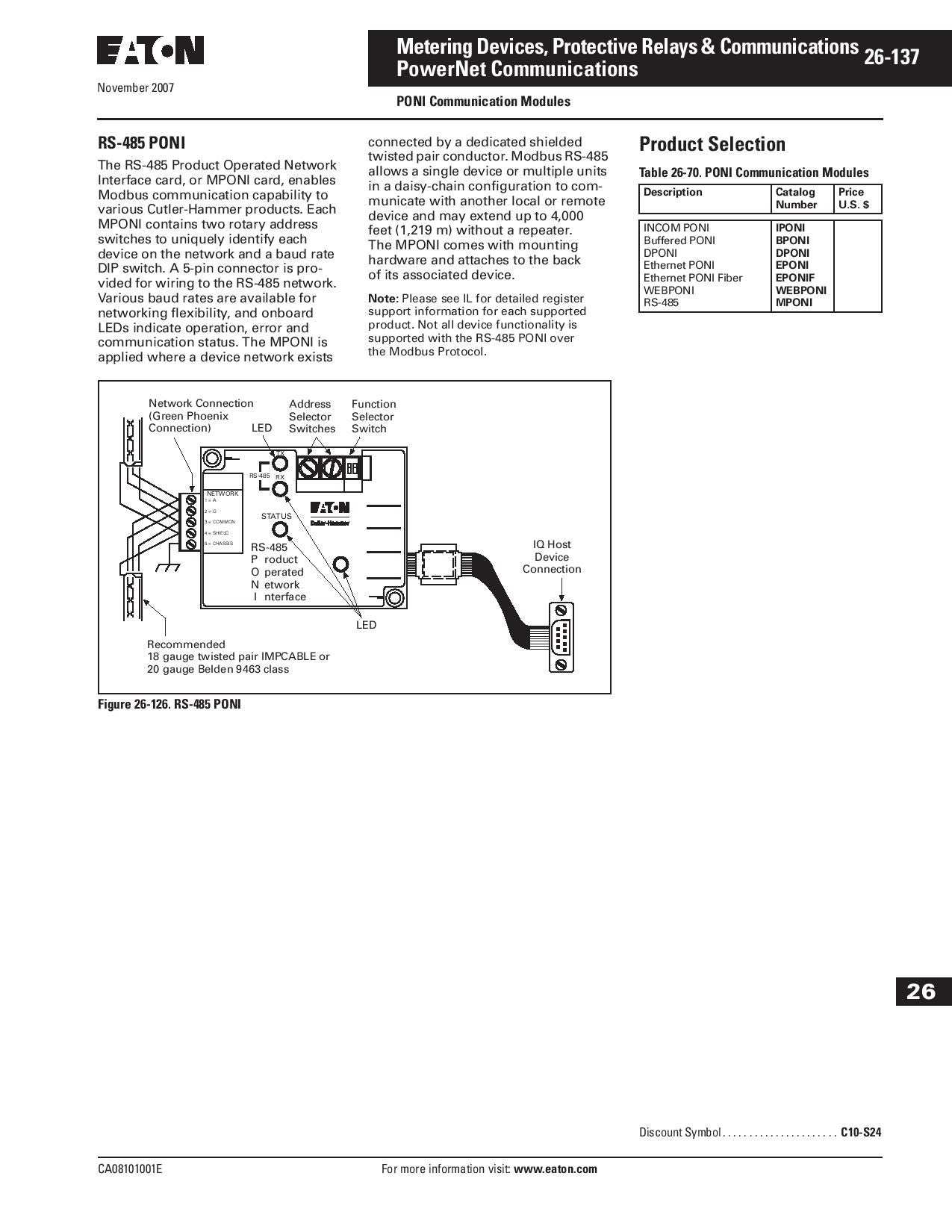 tab 26 - metering devices  protective relays by greg campbell  page 137