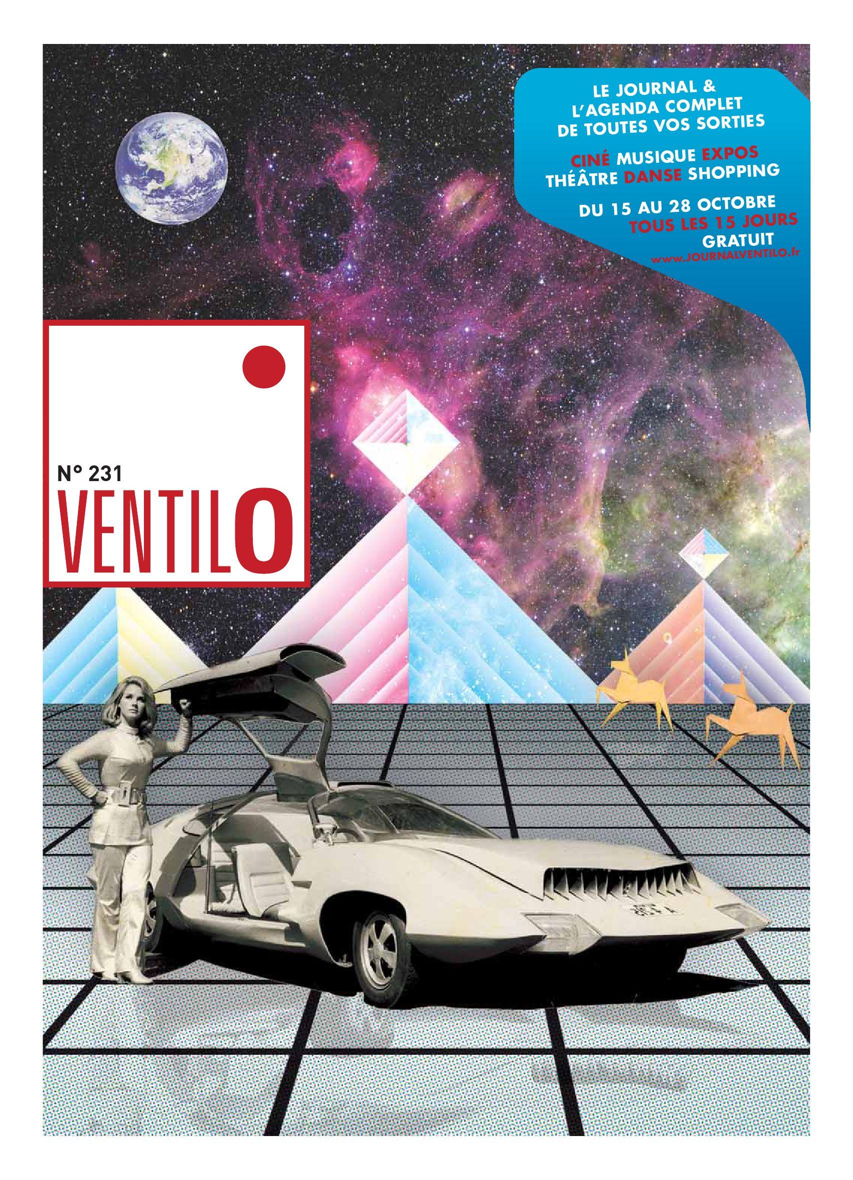 Ventilo n 231 du 29 octobre au 11 novembre by for Machine a coudre unic