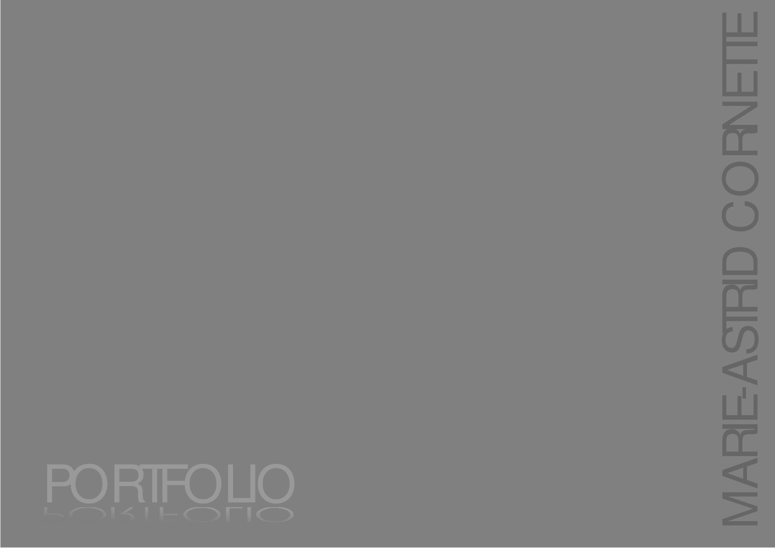 Portfolio architektur by marie cornette issuu for Portfolio architektur