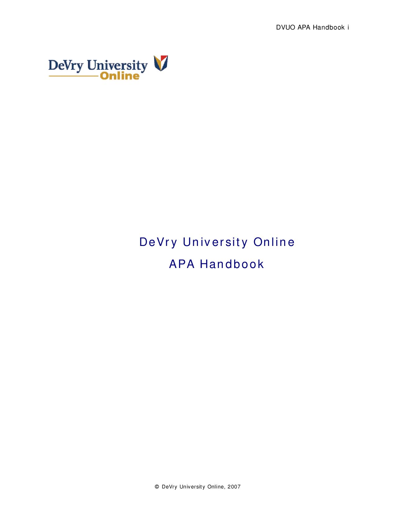 apa devry Apa cover paper a step by step guide for basic apa formatting, apa papers for   an apa paper using google docs youtube for cover, example essay test devry.
