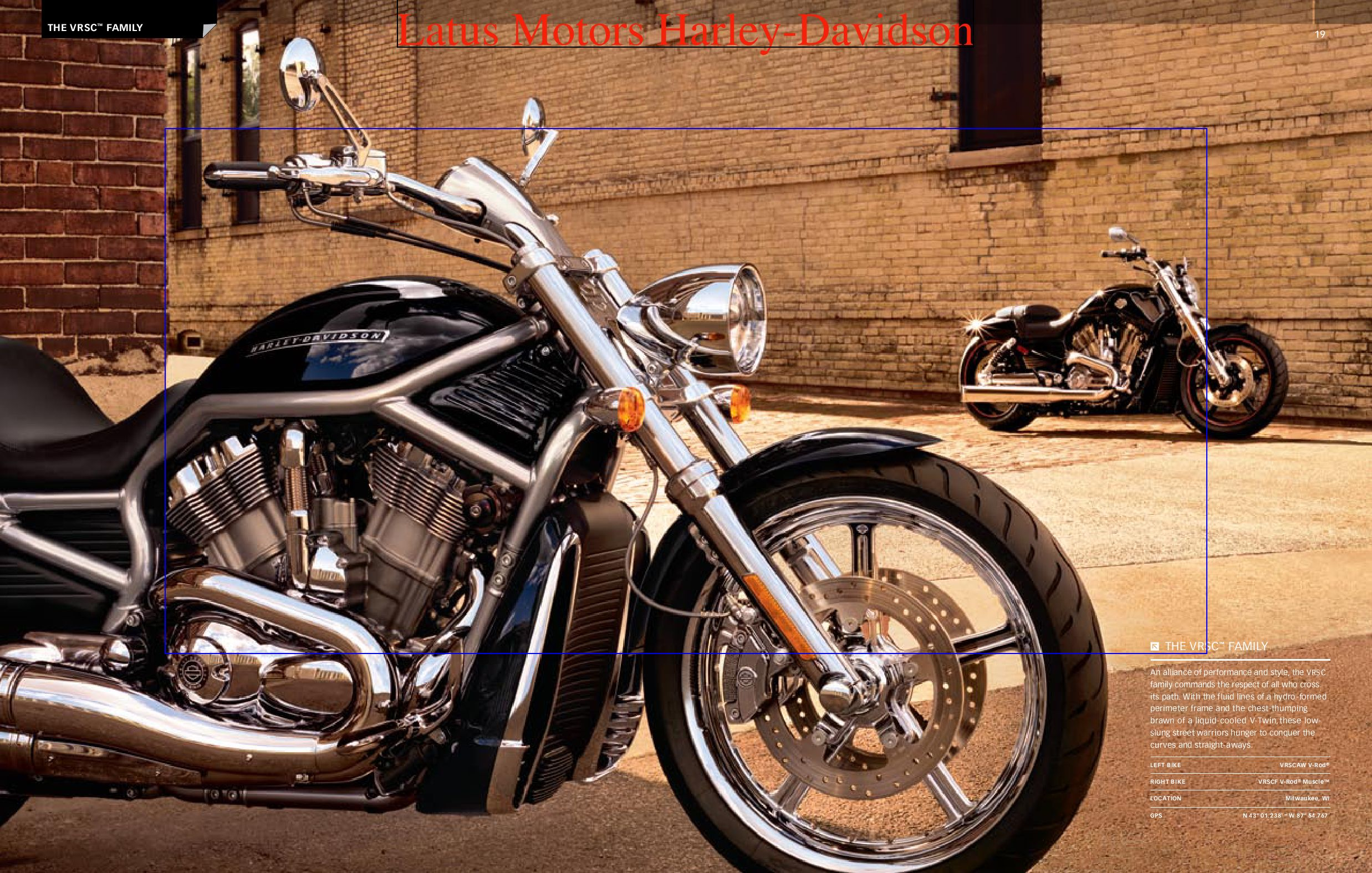 ISSUU - Harley-Davidson V-Rod® Parts and Accessories ...